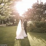Romantic feel wedding photography