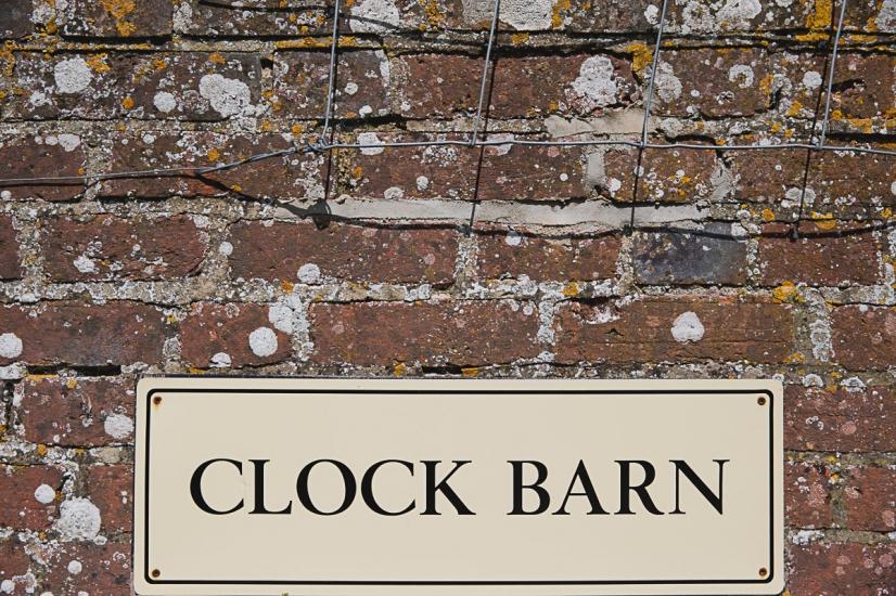 Clock Barn weddings