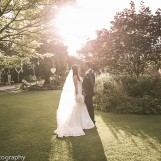 Romantic feel wedding photography
