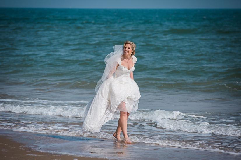 wedding-photographer-Sandbanks-beach