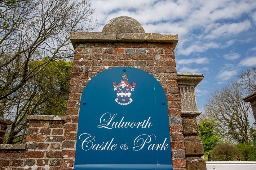 Lulworth Estate Sign